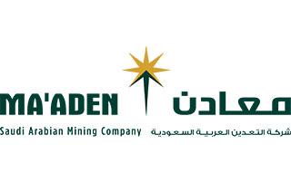 Maaden Logo